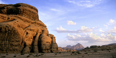 Tour to Wadi Rum from Amman