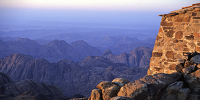 Mt. Sinai and St. Catherine tour