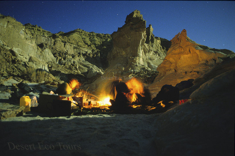 Jeep night tours in the Eilat Mountains- Negev desert