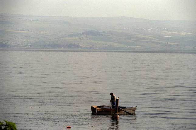 Sea of the Galilee