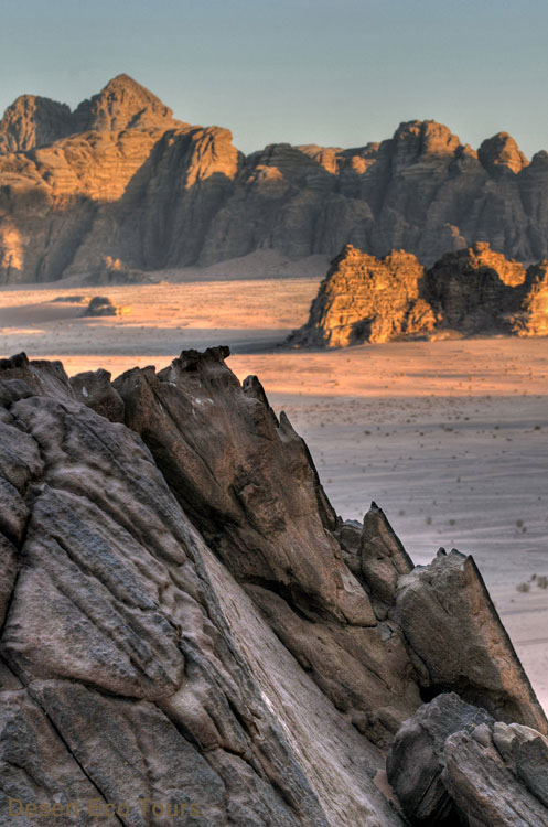 Jeep tours to Wadi Rum, Jordan from Eilat