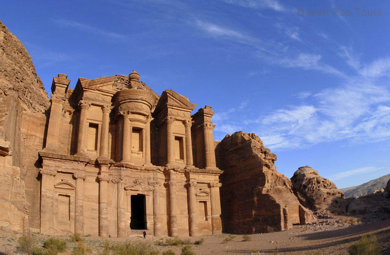 Tours to The Monastery- Jabel Adeir Petra from Eilat