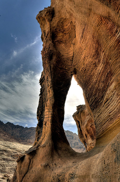 The beauty of Wadi Rum