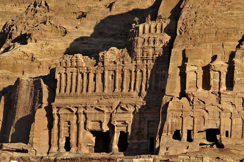 The Monastery- Petra- the royal tombs