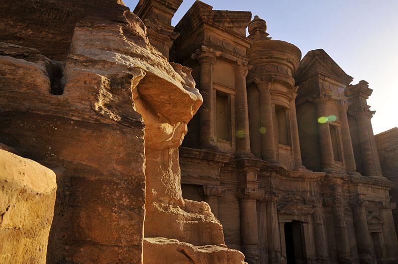 Jabel Adeir- the Monastery, tours to Petra from Eilat, travelling and visit Petra