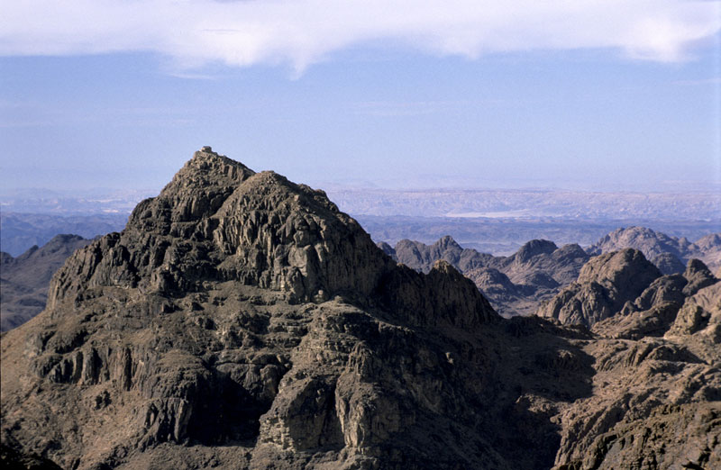 Sinai tours: The top of Mt. Sinai