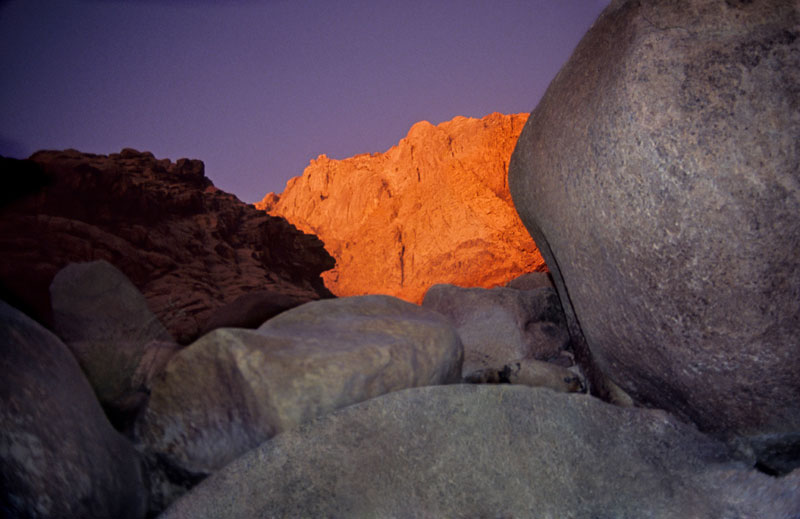 Tours to Mount Sinai: The Sinai's High Range