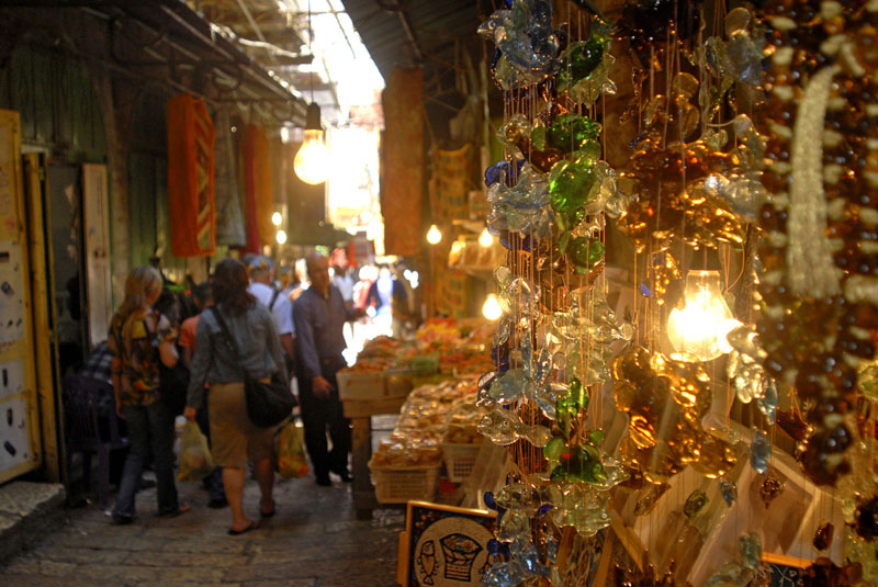 Market of the old city- Jerusalem tours- Israel
