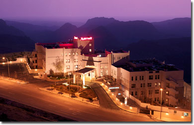 Marriot Petra Hotel