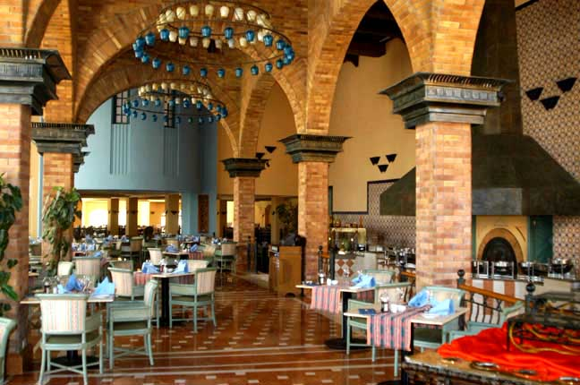Marriot hotel 5* Taba Sinai