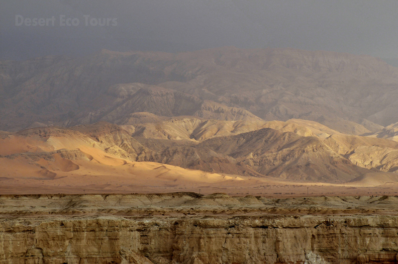 The Arava Valley Negev jeep tours